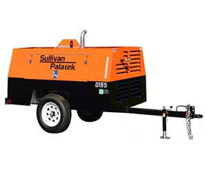 Compressor rentals in South Central Alaska
