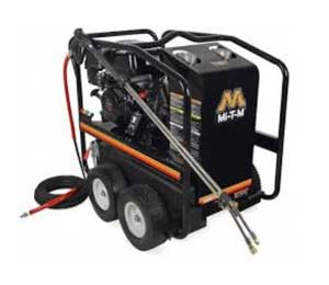 Pressure washer rentals in South Central Alaska