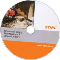 Rental store for DVD CHAINSAW SAFETY in Wasilla AK