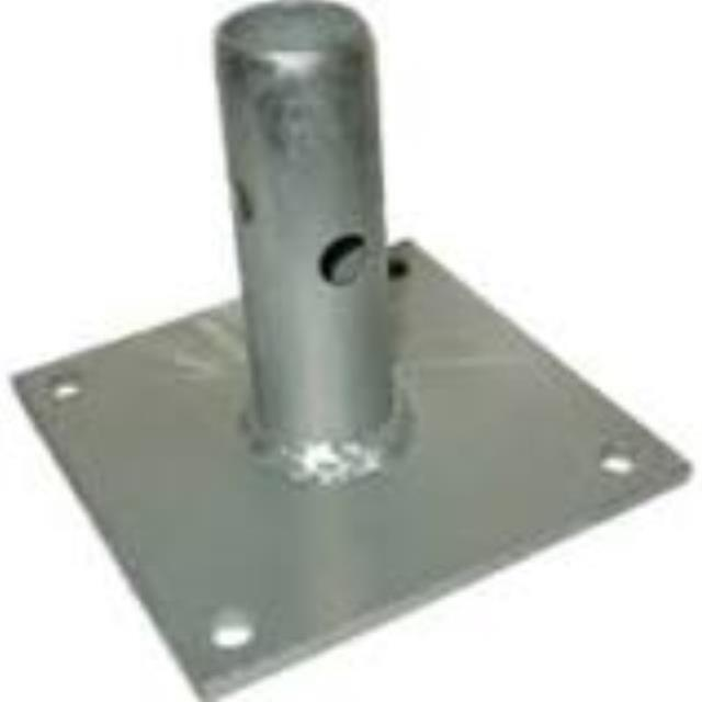 Where to find SCAFFOLD BASE PLATE 4X4 in Wasilla