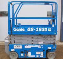 Rental store for SCISSOR LIFT 19 FT MINI 30  WIDE ELECTRC in Wasilla AK