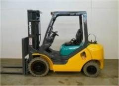 Rental store for FORKLIFT WAREHOUSE 5000LB in Wasilla AK