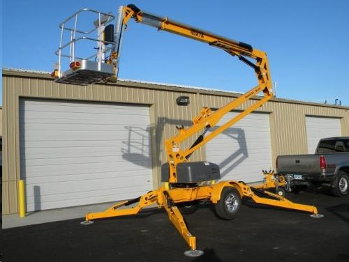 Rent Lift Towable Boom