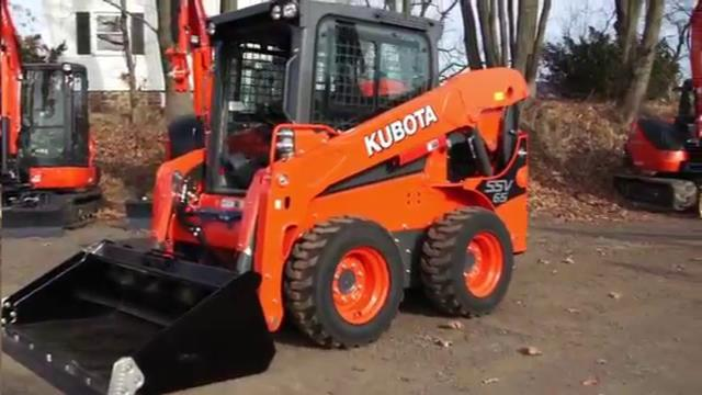 Rent Skid Steer Wheeled
