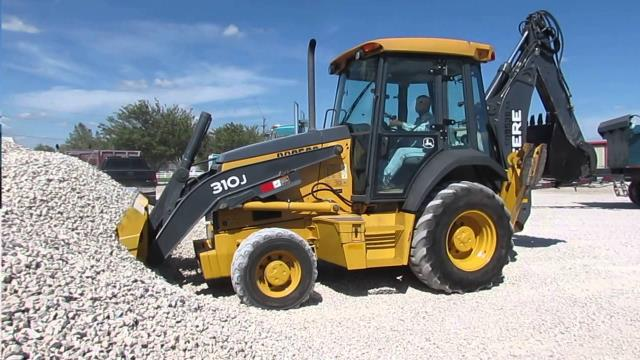 Rent Backhoe