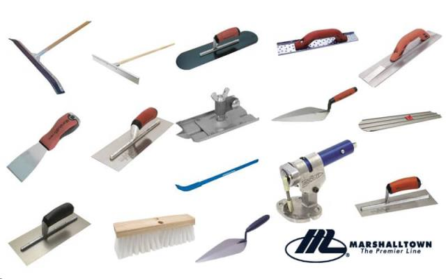Rent Concrete Hand Tools