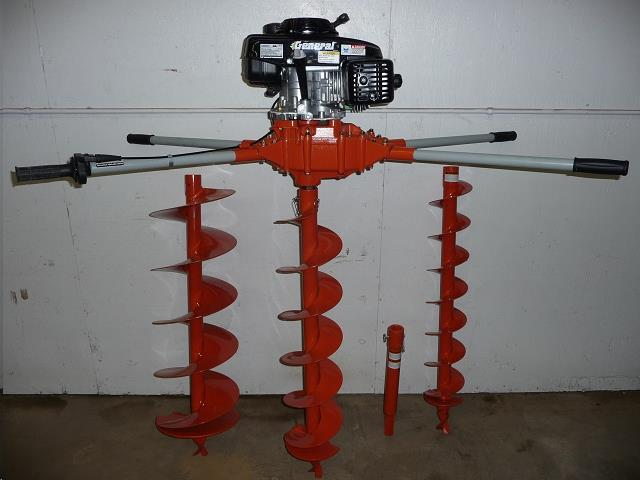 Rent Post Hole Auger